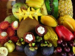 Самые экзотические фрукты Таиланда