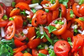 Рецепты с помидорами