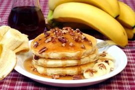 Рецепты из бананов