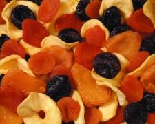 Блюда из сухофруктов