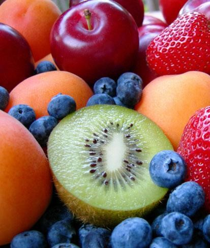 Летние фрукты