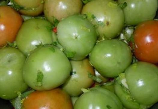 Помидоры зеленые соленые оптом