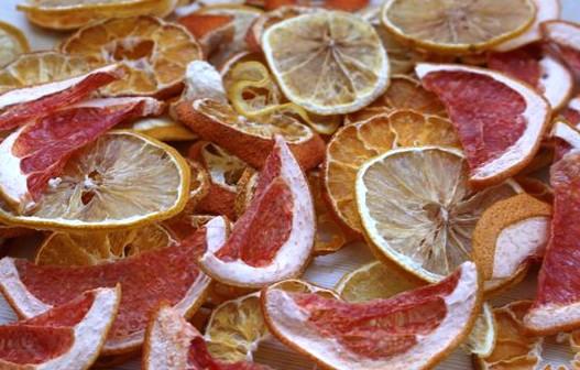 Лимон сушеный (Китай) оптом