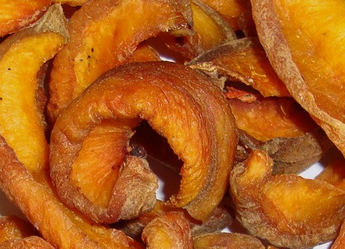 Персики сушеные (Китай) оптом