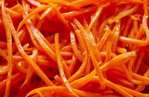 Морковь по-корейски оптом