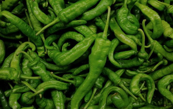 Перец зеленый острый оптом