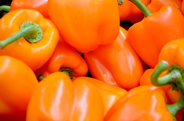 Перец оранжевый оптом