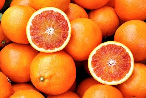 Апельсины красные оптом