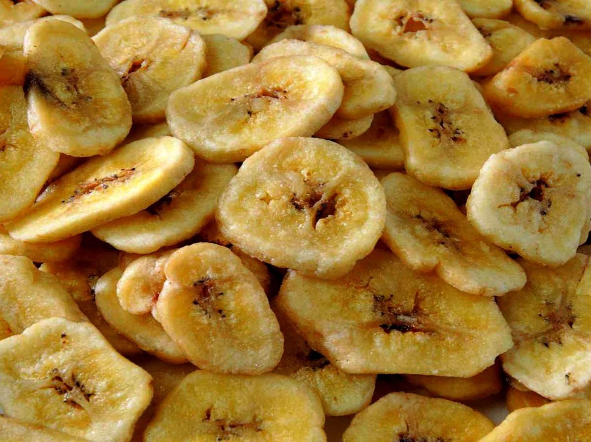 Банан суш. оптом